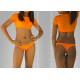 Conjunto bikini naranja