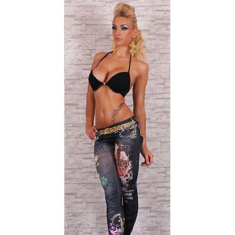 Leggins chica fashion