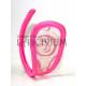 C-string espiral rosa
