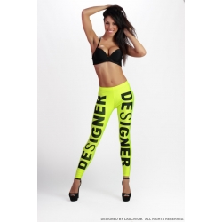 Leggings verdes Striking