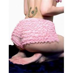 Sexy culotte rosa