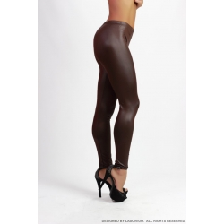 Leggings vinilo Brown Basic