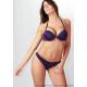Conjunto con puntilla Axelle Purple