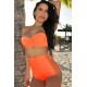 Bikini CONE naranja