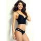 Bikini Black Bandage