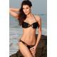 Bikini Black Elegante