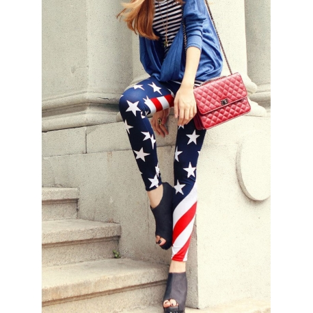 legging fashion america