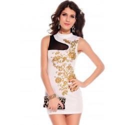 Fashion vestido oriental